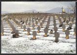 AK Deutscher Soldatenfriedhof Bergheim in Frankreich   38/50