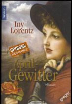 TB April-Gewitter von Iny Lorentz