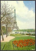 AK Paris La Tour Eiffel    t 34
