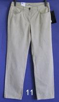 Damen Jeanshose beige Gr. 38 nicht getragen Nr.11