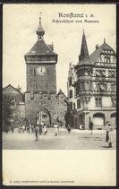 AK Konstanz – Schnetzthor von Aussen    7/33