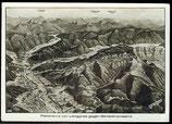 AK Panorama von Lengries gegem Benediktinerwand    62/2