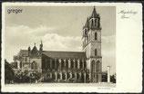 AK Deutsches Reich, Magdeburg, Dom      7j