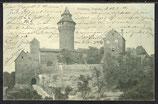 AK Deutsches Reich 1903 Nürnberg Freiung   13/1
