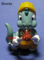 Die Dapsy Dinos von 1995  - Bronto  - mit BPZ   -  1x