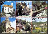 AK Fränkische Schweiz Mehrbildkarte   21/6