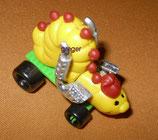 Tierische Turbo Renner von 1994  Asphalt Racer - mit BPZ Nr. 650 102 - 3x