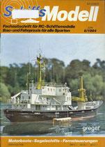 Schiffsmodell 6/84 c  abl