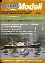 Schiffsmodell 12/83 b