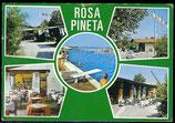 AK Rosa Pineta, Mehrbildkarte    59/34