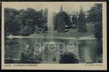 AK Clermont-Ferrand, Le Jardin Lecocq   91/34