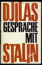 Gespräche mit Stalin von Milovan Djilas