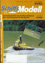 Schiffsmodell 10/96 a