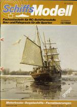 Schiffsmodell 12/88 c  abl
