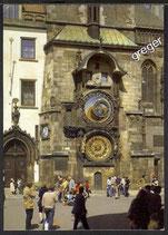 AK Praha Die Altstädter Turmuhr    w40