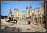 AK Avignon. Palais des Papes     50m