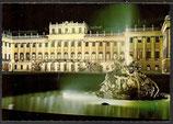 AK Wien Schloss Schönbrunn, Festbeleuchtung   27/49