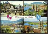 AK Miltenberg am Main Mehrbildkarte 60p