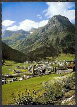 AK Panorama Lech am Arlberg    53/13