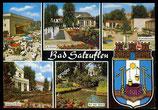 AK Bad Salzuflen, Mehrbildkarte    59-l