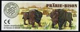 Prärie Bison   mit BPZ   614 424   - 9x