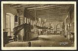AK Deutsches Reich, Bremen, der Saal im Rathaus, von 1917    93e