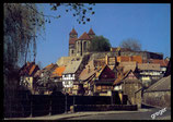 AK Quedlinburg, Schlossberg mit Stiftskirche   68/13