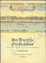 Alte deutsche Städtebilder