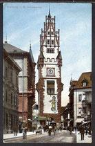 AK Deutsches Reich Freiburg Schwabentor von 1916   20/34