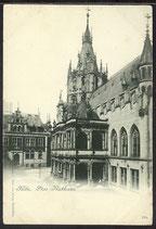 AK Köln Das Rathaus    3/41