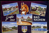 AK Bad Nauheim, Mehrbild   69/14