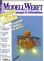 ModellWerft 11/05 b mit Beilagen Modell Freya