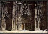 AK Strasbourg Les trois Portails de Ia Cathédrale    v 26