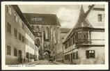 AK Rothenburg o.T. Klingengasse    59c