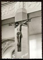 AK Hof,  ST. Michaelis, Blick zum Kruzufix    74/19