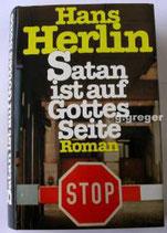 Satan ist auf Gottes Seite von Hans Herlin