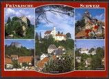 AK Fränkischen Schweiz Mehrbildkarte     21/12