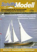 Schiffsmodell 3/88 c  abl