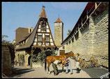 AK Rothenburg ob der Tauber, Alte Schmiede   68/31