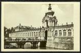AK  Der Zwinger in Dresden    97f