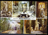AK Schloss Hellbrunn, Mehrbildkarte    59/45