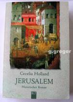 TB  Jerusalem von Holland, Cecelia