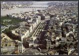 AK Bordeaux, Vue générale du Centre Ville    97m