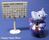 Die Happy Hippo Companie von 1994 - Happy Hippo Boss - ohne BPZ    -  1x