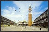 AK Venezia Platz, Kirche von S. Marco u. Glockenturm    y36