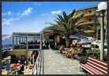 AK Alassio, Promenade am Meer   47/44