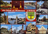 AK Lindau im Bodensee, Mehrbild   66/48
