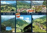 AK Von Innsbruck zum Brenner, Mehrbild   27/44