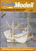 Schiffsmodell 4/89 a