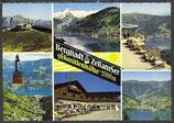 AK Bergstadt Zell am See, Mehrbildkarte     54/26
